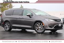 2017_Chrysler_PACIFICA_Limited_ Roseville CA