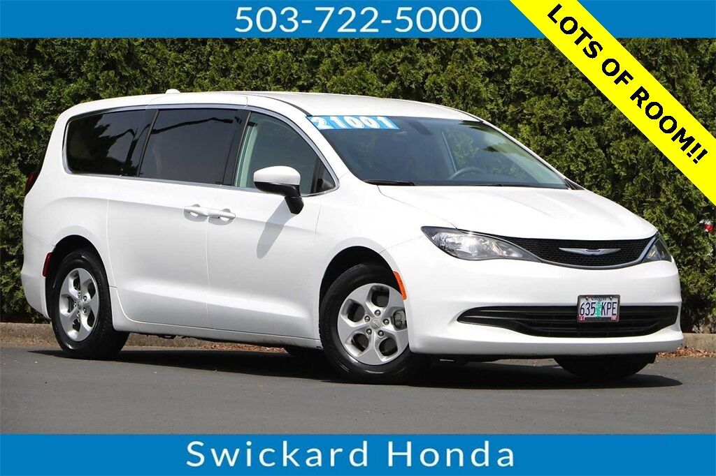 2017 Chrysler Pacifica LX Gladstone OR