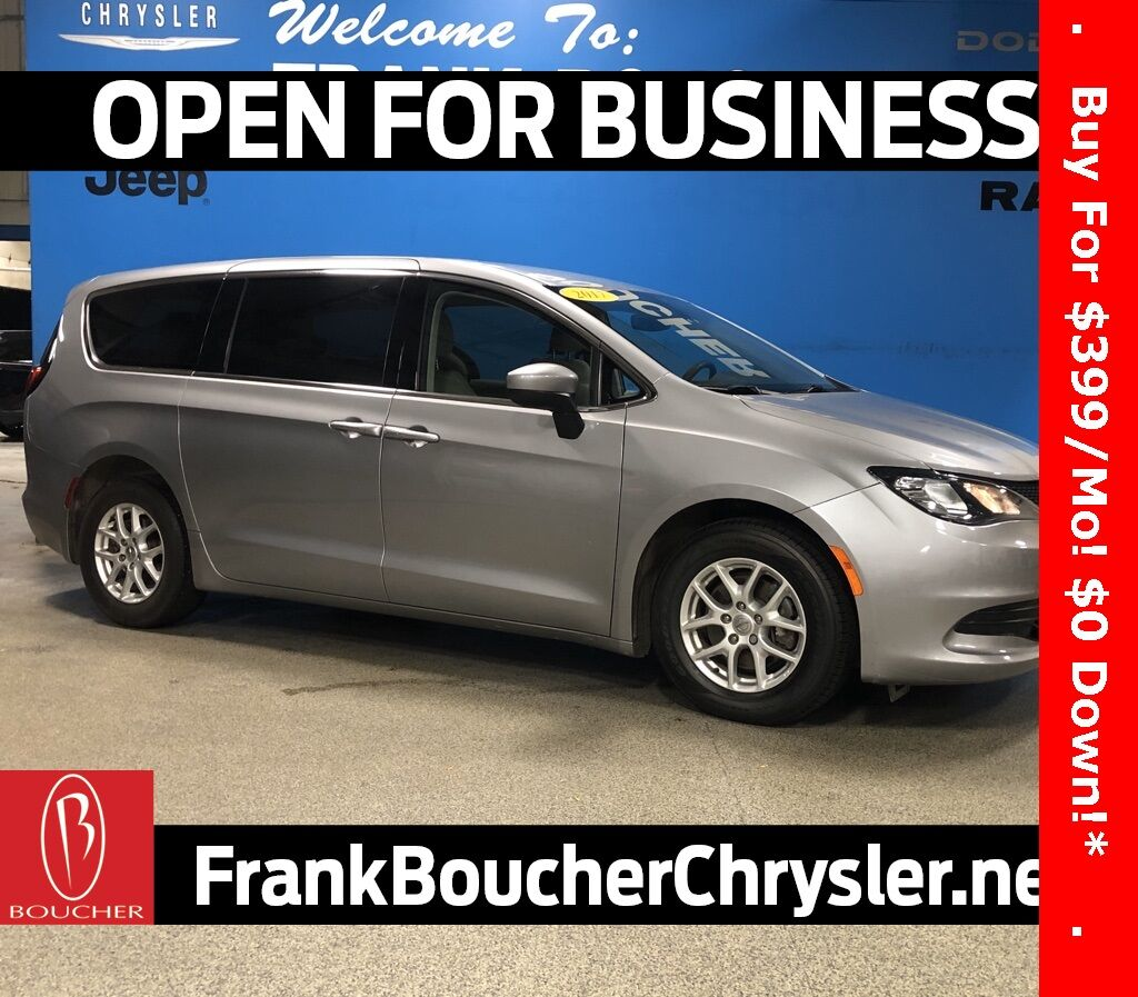 2017 Chrysler Pacifica LX Janesville WI