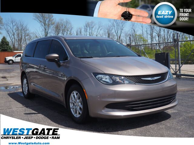 2017 Chrysler Pacifica LX Plainfield IN