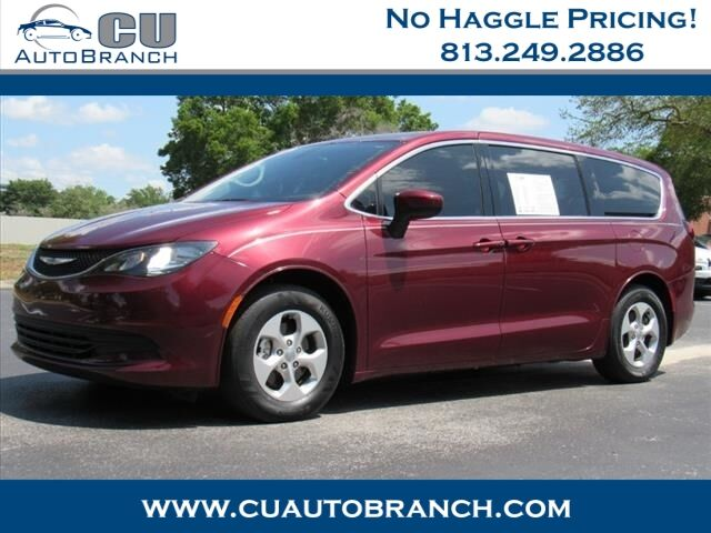 2017 Chrysler Pacifica LX Tampa FL