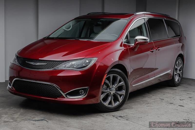 2017 Chrysler Pacifica Limited Akron Oh