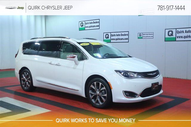 2017 Chrysler Pacifica Limited Braintree MA