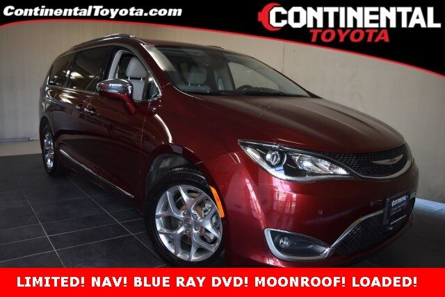 2017 Chrysler Pacifica Limited Chicago IL