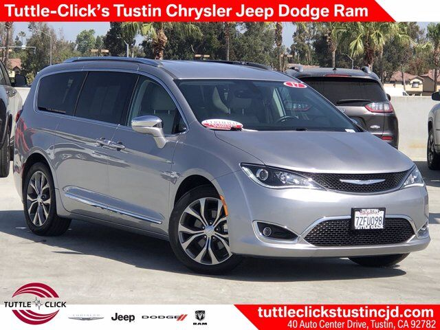 2017 Chrysler Pacifica Limited Tustin CA