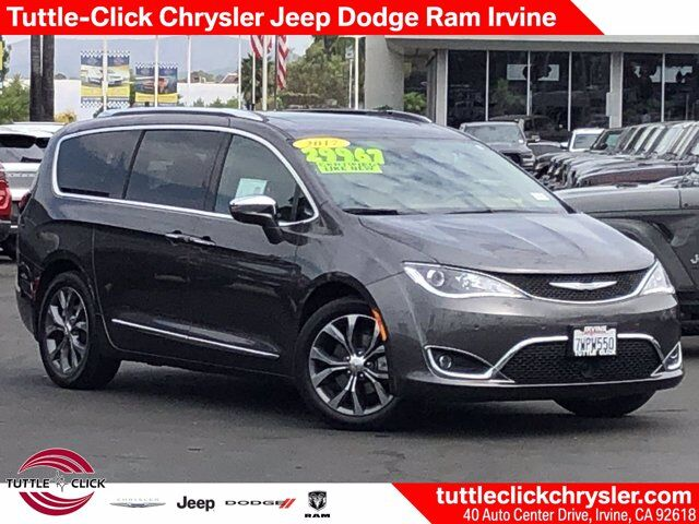 2017 Chrysler Pacifica Limited Irvine CA