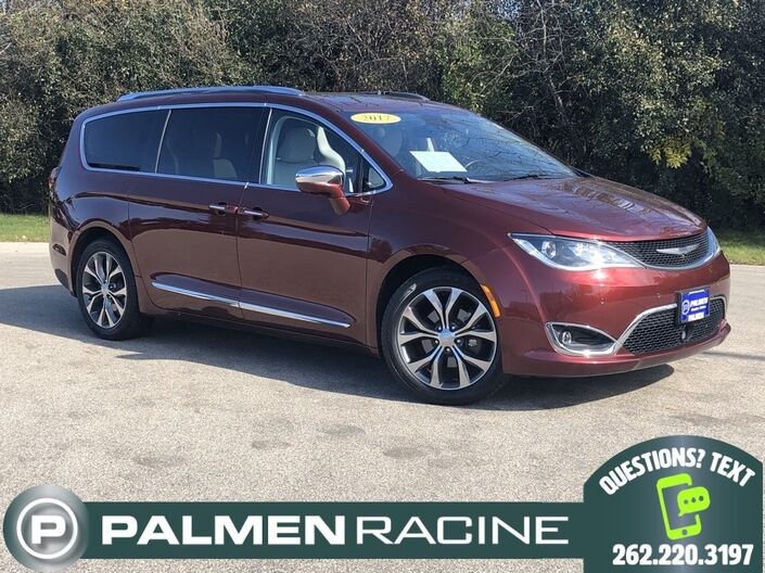 2017 Chrysler Pacifica Limited Racine WI