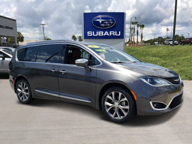 2017 Chrysler Pacifica Limited Leesburg FL