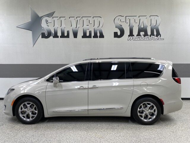 2017 Chrysler Pacifica Limited Dallas TX