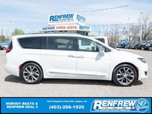2017_Chrysler_Pacifica_Limited, Pano Sunroof, Remote Start, Heated/Cooled Nappa Leather_ Calgary AB