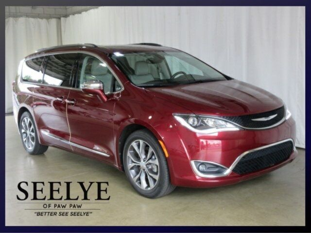 2017 Chrysler Pacifica Limited Paw Paw MI