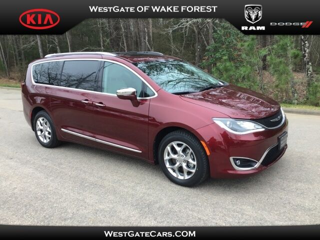 2017 Chrysler Pacifica Limited Raleigh NC