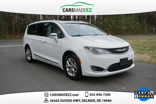 2017_Chrysler_Pacifica_Limited_ Salisbury MD
