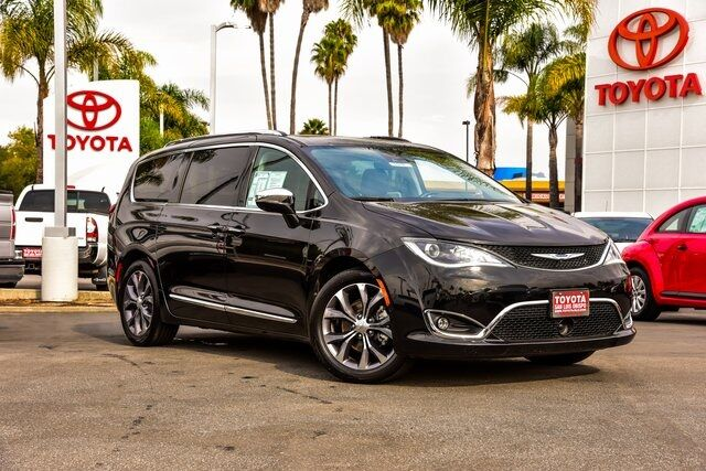 2017 Chrysler Pacifica Limited San Luis Obispo CA