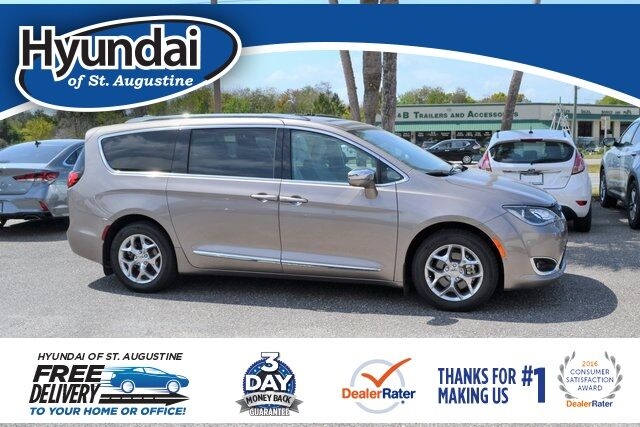 2017 Chrysler Pacifica Limited St. Augustine FL