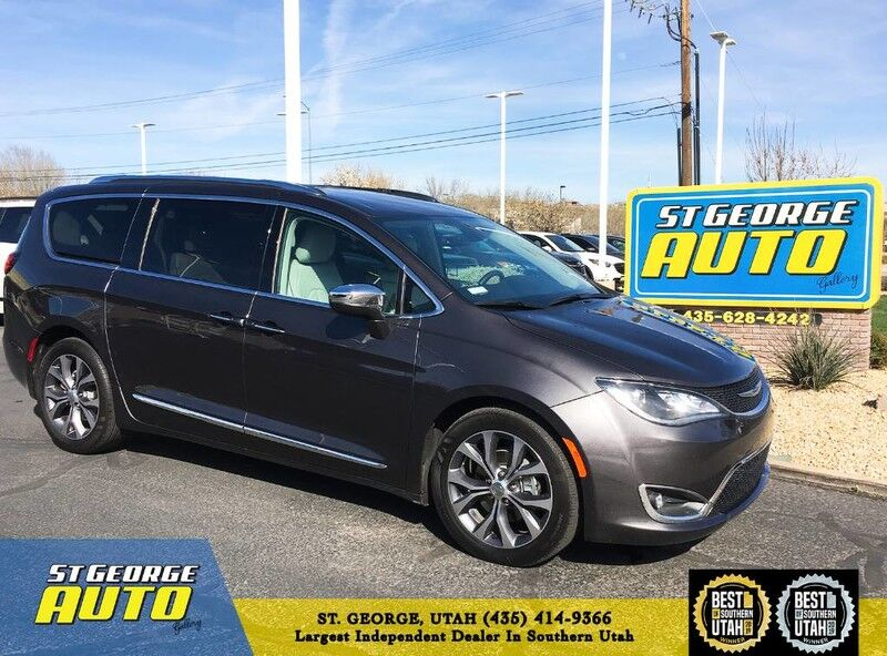 2017 Chrysler Pacifica Limited St George UT