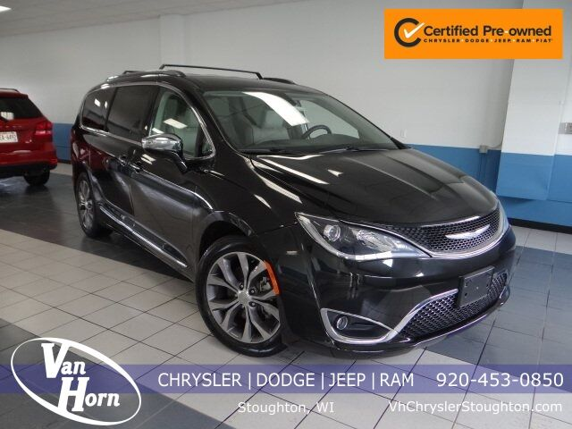 2017 Chrysler Pacifica Limited Stoughton WI