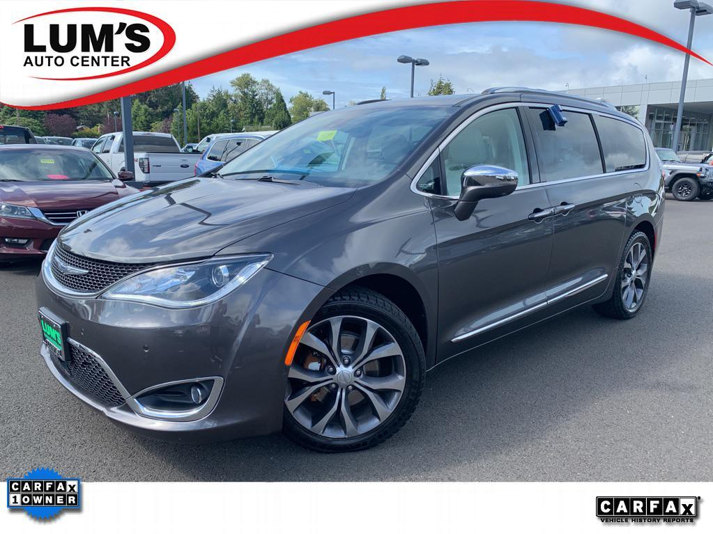 2017 Chrysler Pacifica Limited Warrenton OR