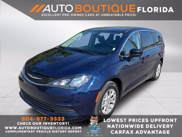2017 Chrysler Pacifica Touring Jacksonville  FL