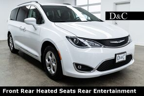 2017_Chrysler_Pacifica_Touring L Plus Front Rear Heated Seats Rear Entertainment_ Portland OR