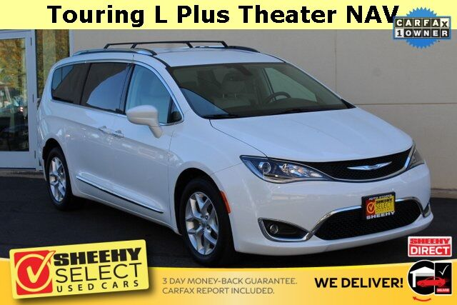 2017 Chrysler Pacifica Touring L Plus Vienna VA