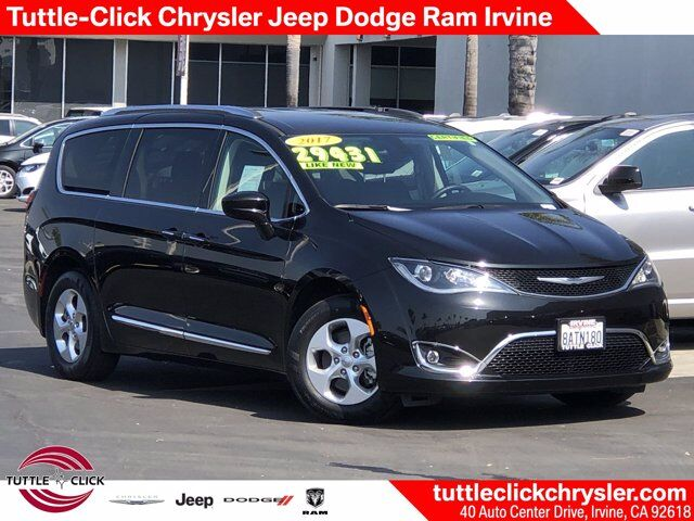 2017 Chrysler Pacifica Touring-L Plus Irvine CA