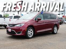 2017_Chrysler_Pacifica_Touring-L Plus_ Mission TX