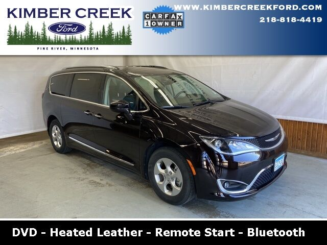 2017 Chrysler Pacifica Touring L Plus Pine River MN