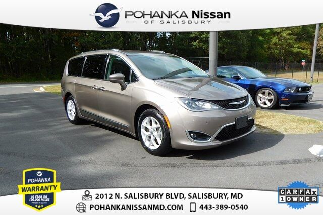 2017 Chrysler Pacifica Touring L Plus Pohanka Certified MANAGER SPECIAL Salisbury MD