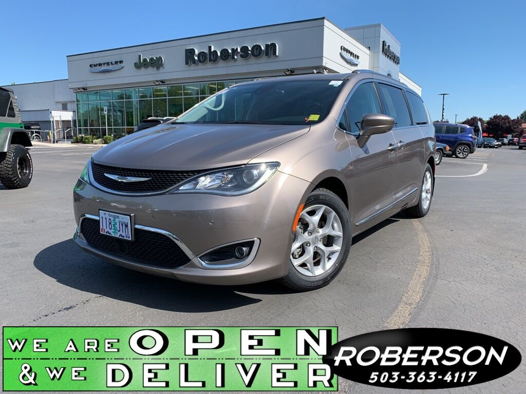 2017 Chrysler Pacifica Touring L Plus Salem OR