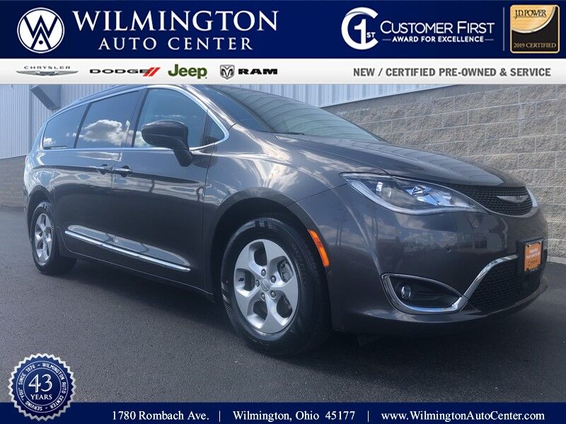 2017 Chrysler Pacifica Touring-L Plus Wilmington OH