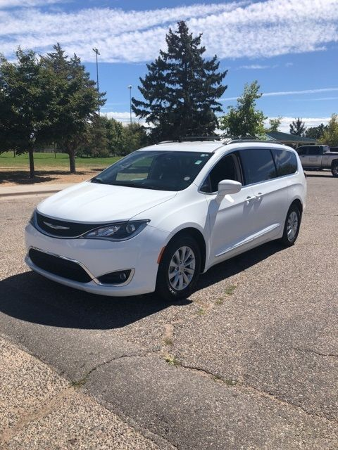 2017 Chrysler Pacifica Touring L Santa Fe NM