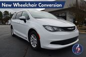2017 Chrysler Pacifica Touring Wheelchair Va New Wheelchair Conversion