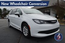 2017 Chrysler Pacifica Touring Wheelchair Va New Wheelchair Conversion Conyers GA
