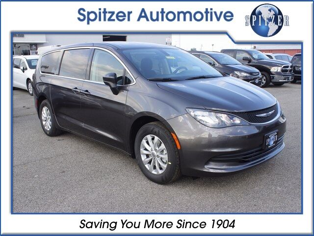 2017 Chrysler Pacifica Touring Mansfield OH