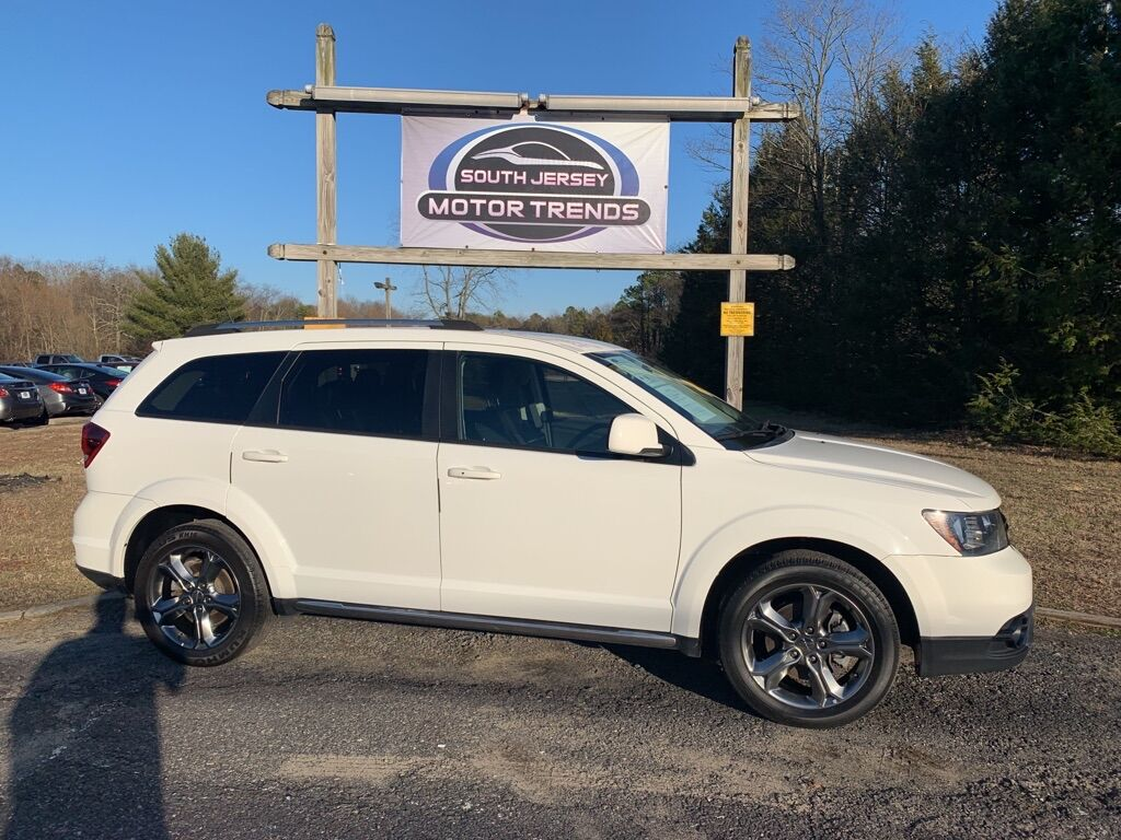 2017 DODGE JOURNEY CROSSROAD Vineland NJ
