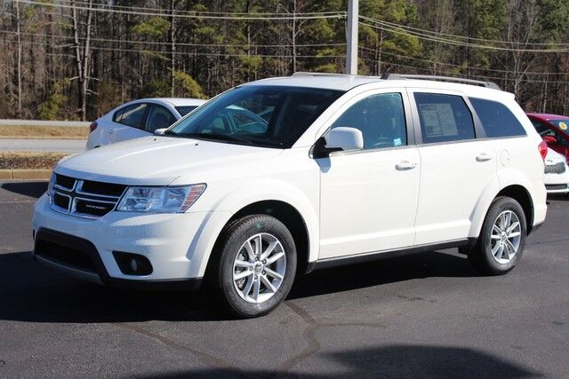 2017 DODGE JOURNEY SXT FWD Pendleton SC