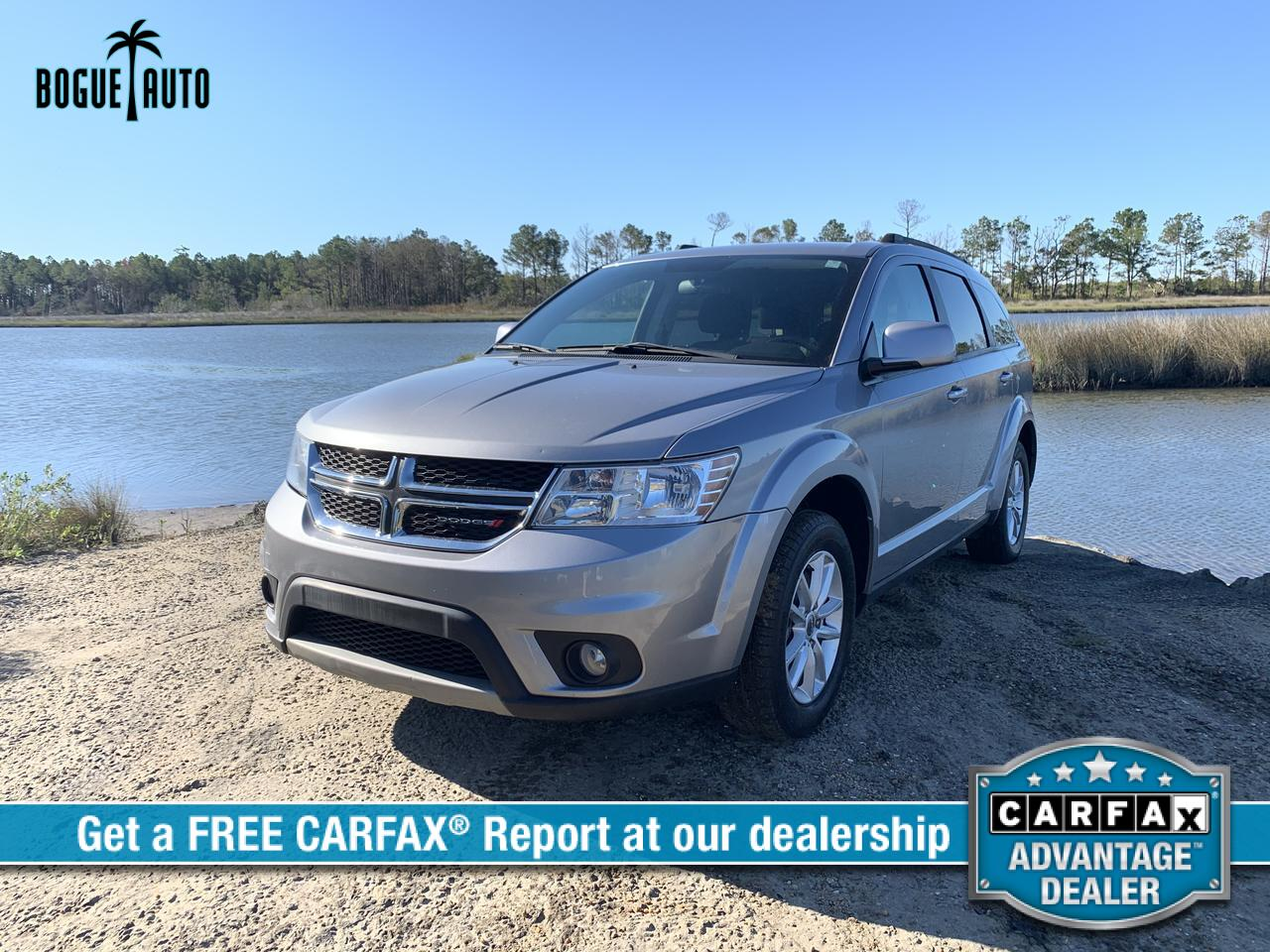 2017 DODGE JOURNEY SXT Newport NC