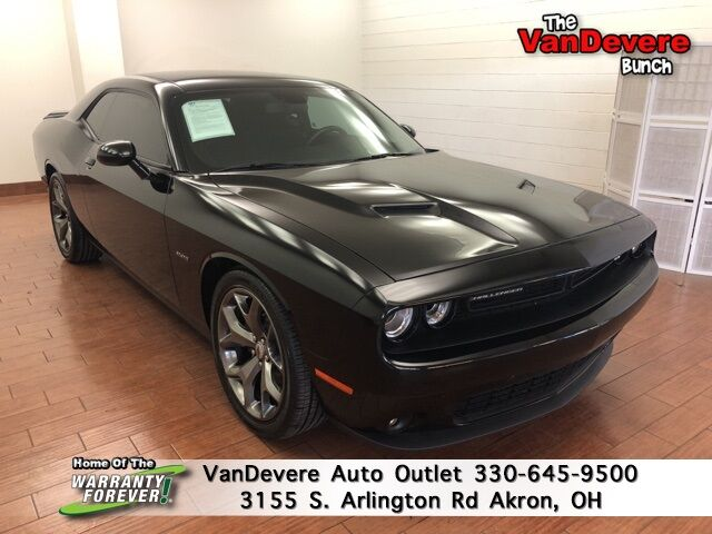 2017 Dodge Challenger R/T Akron OH