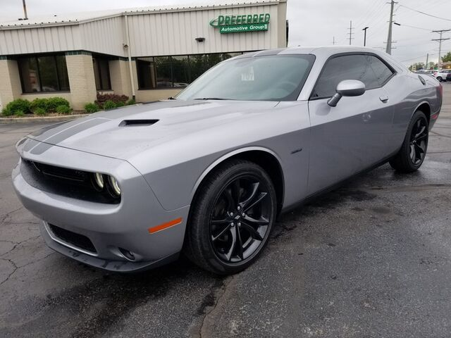 2017 Dodge Challenger R/T Fort Wayne Auburn and Kendallville IN