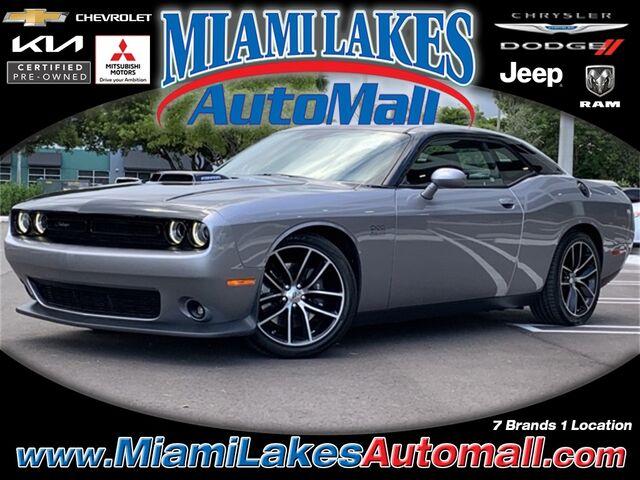 2017 Dodge Challenger R/T Miami Lakes FL