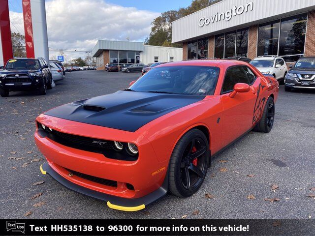 2017 Dodge Challenger SRT Hellcat Covington VA