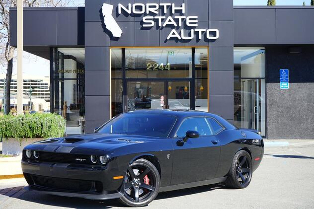 2017_Dodge_Challenger_SRT Hellcat_ Walnut Creek CA
