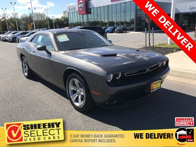 2017 Dodge Challenger SXT White Marsh MD