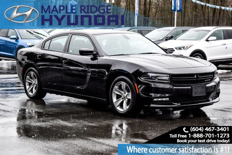 2017 Dodge Charger 4dr Sdn SXT RWD Maple Ridge BC