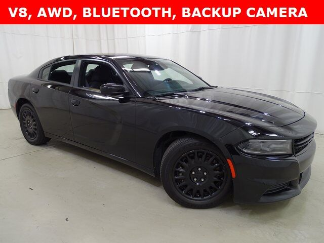 2017 Dodge Charger Police Raleigh NC
