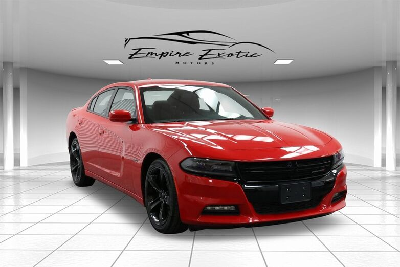 2017 Dodge Charger R/T Addison TX
