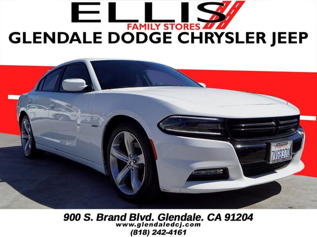 2017 Dodge Charger R/T Glendale CA