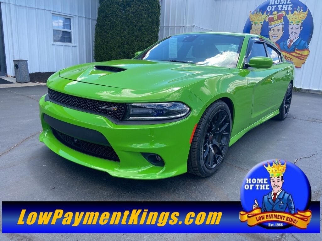 2017 Dodge Charger R/T Scat Pack Shelby OH