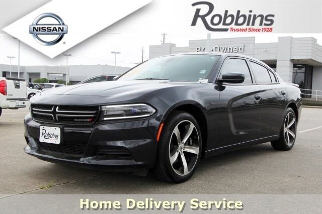 2017 Dodge Charger SE Houston TX